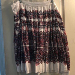 Talbots skirt-20W